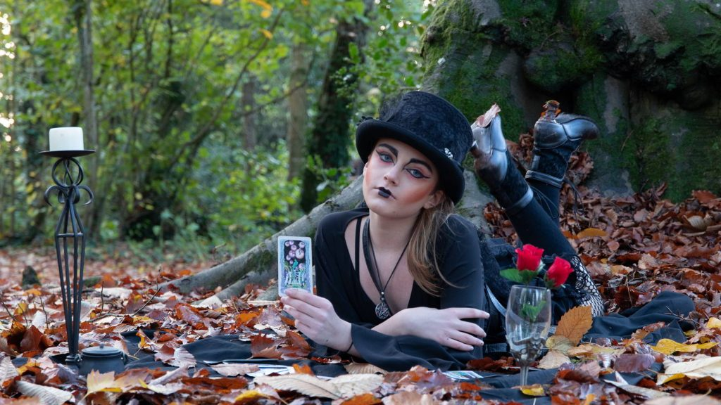 Halloween shot by professional photographer Fran Stckwell